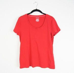 ⭕ [MUST BUNDLE] St. John's Bay | Red Shirt